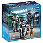 Playmobil 5186 Police Special Forces...