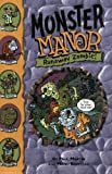 img - for Monster Manor: Runaway Zombie! - Book #8 book / textbook / text book