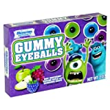 Monsters University Gummy Eyeball Fuit Candy 2 oz