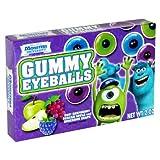 Monsters University Gummy Eyeball Fuit Candy 2 oz