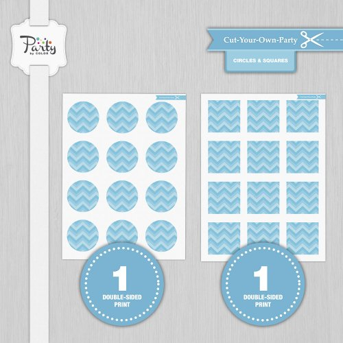 Make Your Own Baby Shower Party Favors front-511483