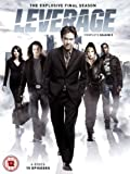 Leverage: Complete Season 5 [DVD]