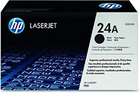Cartridge 24A toner pour laserjet 1150 noir