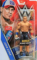 WWE Basic Series #69 - John Cena Figure Chase with Slammy Award by Mattel