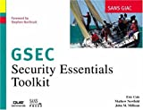 img - for SANS GIAC Certification: Security Essentials Toolkit (GSEC) book / textbook / text book