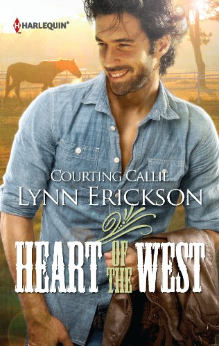 Image of Courting Callie (Heart of the West)