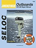 img - for Johnson/Evinrude Outboard 1971-1985, Vol. 2 (2hp to 60hp: Tune-up and Repair Manual) book / textbook / text book