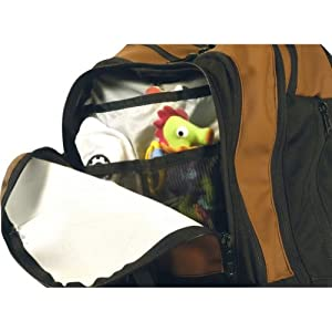 DadGear Backpack Diaper Bag - Graphics by DadGear