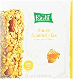 Kashi Chewy Granola Bar, Honey Almond Flax, 1.23 oz, 12-Count Bars (Pack of 6)