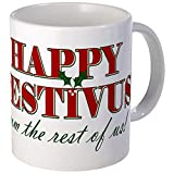 CafePress - HAPPY FESTIVUS - Coffee Mug, Novelty Coffee Cup