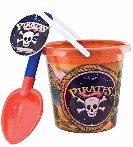 D&D Distributing Pirate Bucket & Shovel - 1