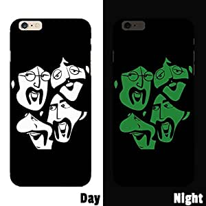 Beatles (Glow in Dark) iPhone 6/6s case
