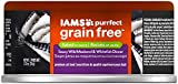 Iams Purrfect Grain Free Saucy Wild Mackerel & Whitefish Dinner Wet Cat Food