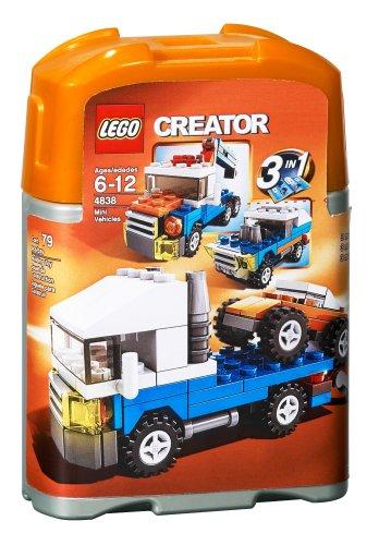 Lego Creator Mini Vehicles