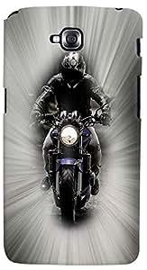 PrintVisa 3D-LGGPROLITE-D8135 Bike Case Cover for LG G Pro Lite