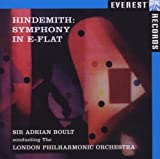 echange, troc Hindemith, Boult, London Phil Orch - Sym in E-Flat