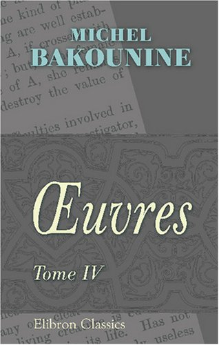 OEuvres: Tome 4