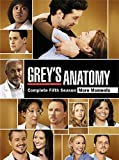 Greys Anatomy: The Complete Fifth Season