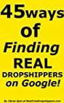 45 Ways Of Finding Products To Sell O...