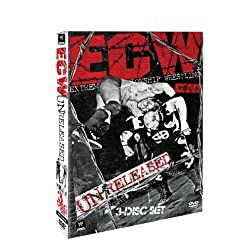 ECW Unreleased, Vol. 1