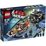 The LEGO Movie 70808: Super Cycle Chase