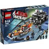 Lego Movie - 70808 - Jeu De Construction - La Super Poursuite