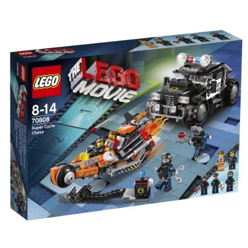 LEGO Movie 70808 - Inseguimento sulla Super Cycle