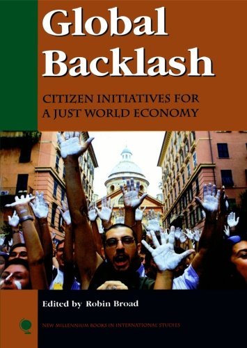 Global Backlash: Citizen Initiatives for a Just World...