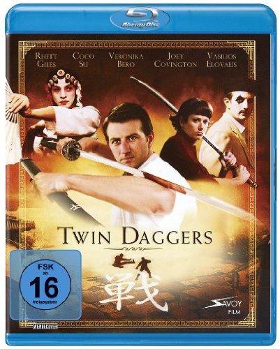 Twin Daggers [Blu-ray]