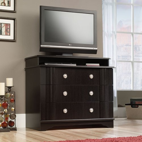 Embassy Point Highboy Tv Stand back-820901