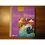 Being a Writer Grade 4 Teacher's Manual (Volume 1)