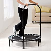 Trampoline Exercise Workout System