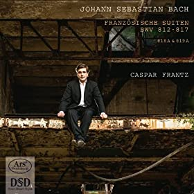 French Suite No. 1 in D Minor, BWV 812: I. Allemande