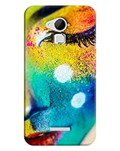 FurnishFantasy 3D Printed Designer Back Case Cover for Coolpad Note 3 Plus