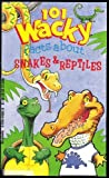 img - for 101 Wacky Facts About Snakes & Reptiles (A Parachute Press Book) by Retan, Walter(January 1, 1992) Paperback book / textbook / text book
