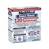 NeilMeds Sinus Rinse Pre-Mixed Packets, 100-Count Boxes (Pack of 2)
