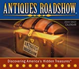 Antiques Roadshow 2014 Boxed/Daily (calendar)