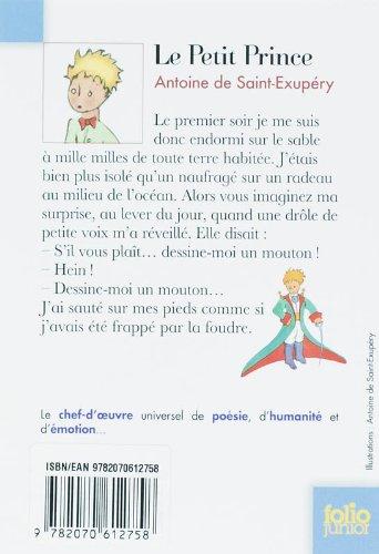 resume le petit prince