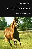 Au triple galop (Les enquêtes de Martin et Chavelier t. 3) (French Edition)