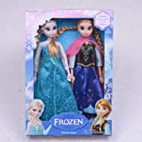 Disney Frozen Sparkle Princess Elsa & Anna 12