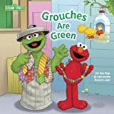 Grouches Are Green (Sesame Street) (0375865500) by Kleinberg, Naomi