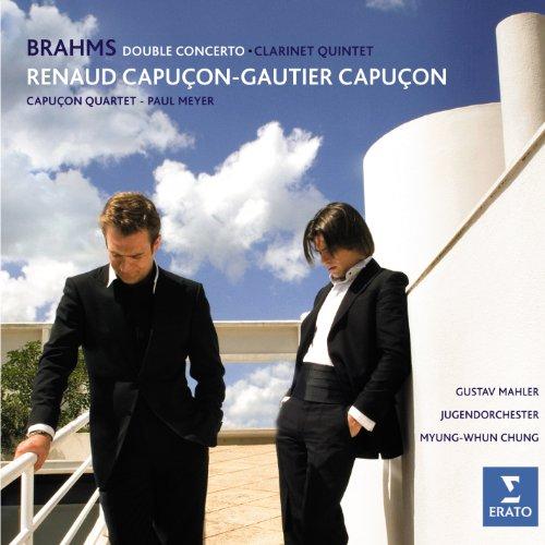 Brahms: Double Concerto Op. 102; Clarinet Quintet Op.115