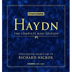 Haydn: Messes (intégrale)
