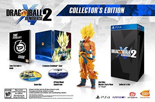 Dragon Ball Xenoverse 2 - PlayStation 4 Collector's Edition ドラゴンボール ゼノバース2 限定版 並行輸入品 [並行輸入品]