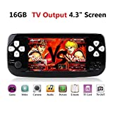 Anbernic Handheld Game Console , 4.3