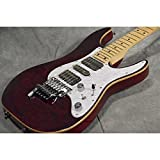 SCHECTER シェクター / SD-II-24-AS Red Maple Fingerbod