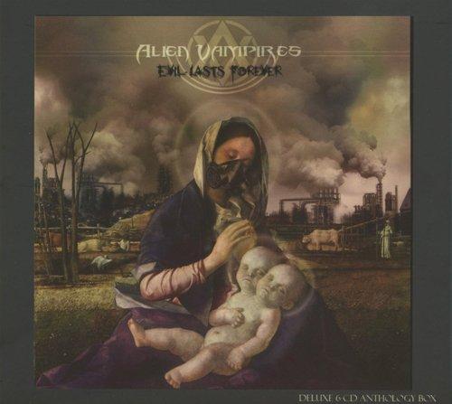 Alien Vampires - Evil Lasts Forever (6PC)