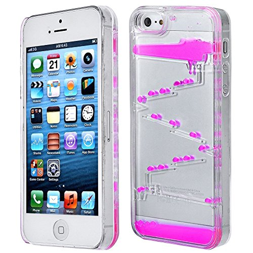 Flowing Liquid Magic Maze  Case  for Iphone