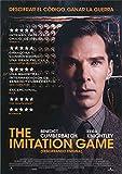 The Imitation Game (Descifrando Enigma) [Blu-ray]