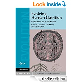 Evolving Human Nutrition (Cambridge Studies in Biological and Evolutionary Anthropology)